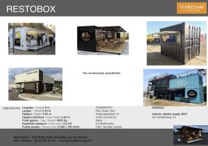 restobox modeles